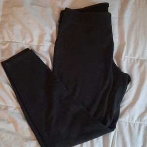 Sz L old navy athletic pant